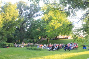 John Byrne Band Outdoor Concert @ Whispering Pines B&B