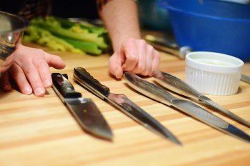 Knife Skills Knives