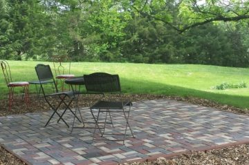 Whispering Pines Patio of Memories