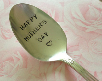 Mother's Day Spoon
