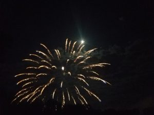 Local Event:  4th of July Fireworks Celebration
