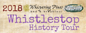 Whispering Pines Museum Tour Special