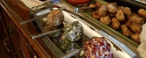 Trio Goat Cheese Balls