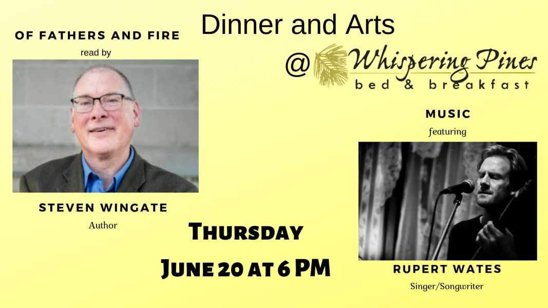 Dinner and Art