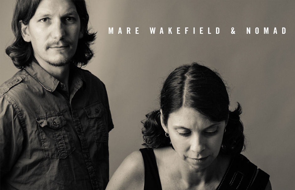 Mare Wakefield and Nomad