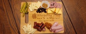 Charcuterie Board Cooking Class @ Whispering Pines Bed & Breakfast